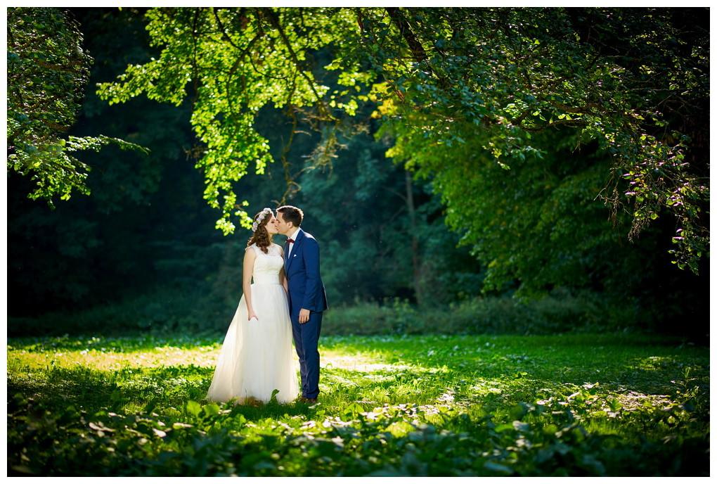 11 - fotografia ślubna - sesja plenerowa Ojców