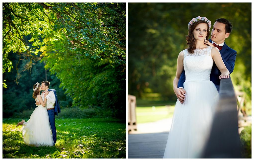 12 - fotografia ślubna - sesja plenerowa Ojców