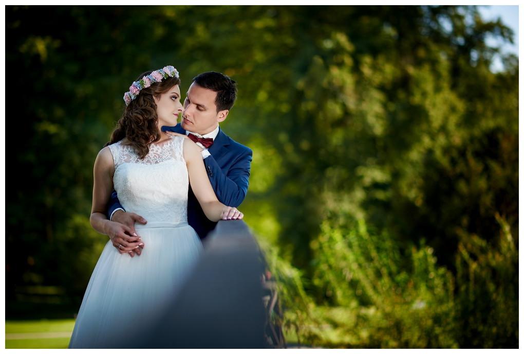 13 - fotografia ślubna - sesja plenerowa Ojców