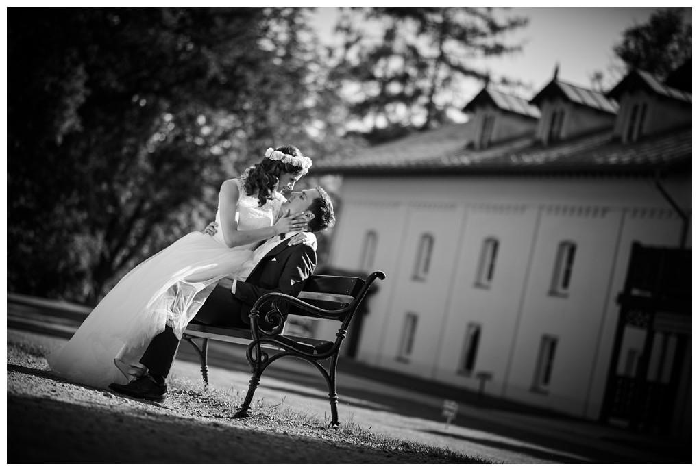 14 - fotografia ślubna - sesja plenerowa Ojców