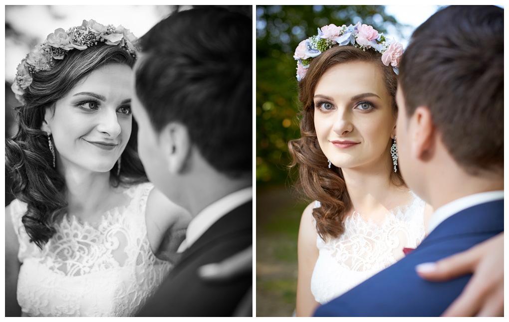 2 - fotografia ślubna - sesja plenerowa Ojców