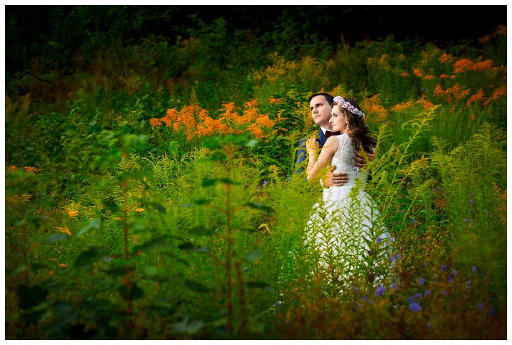 25 - fotografia ślubna - sesja plenerowa Ojców
