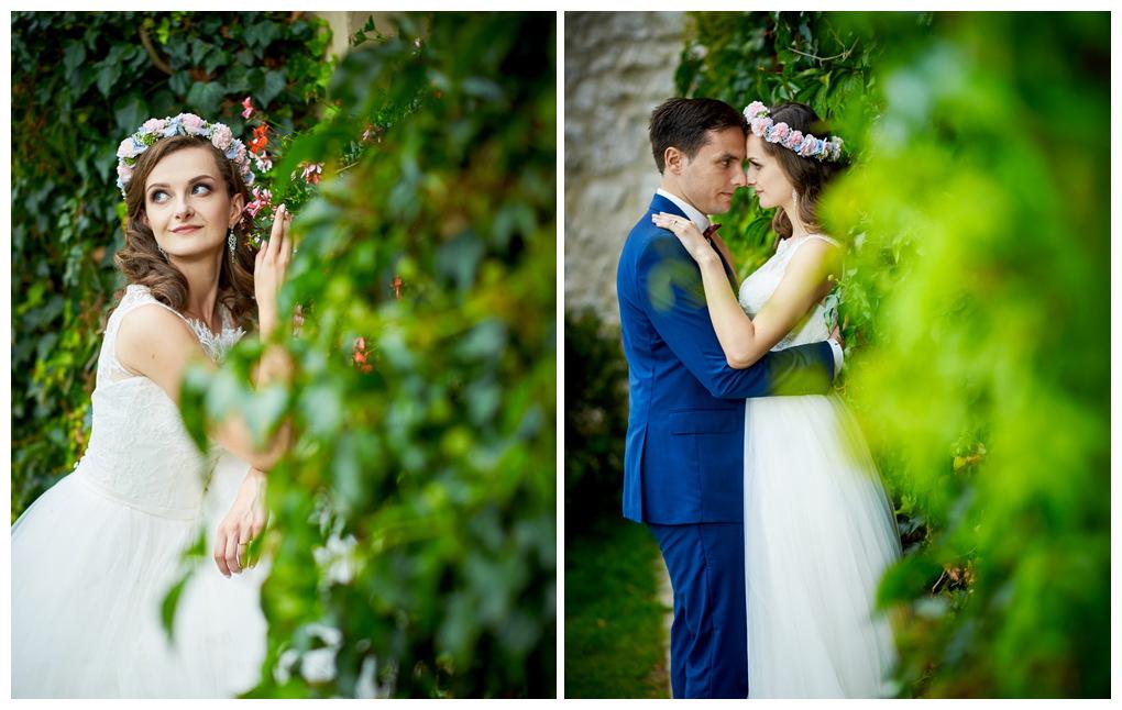26 - fotografia ślubna - sesja plenerowa Ojców