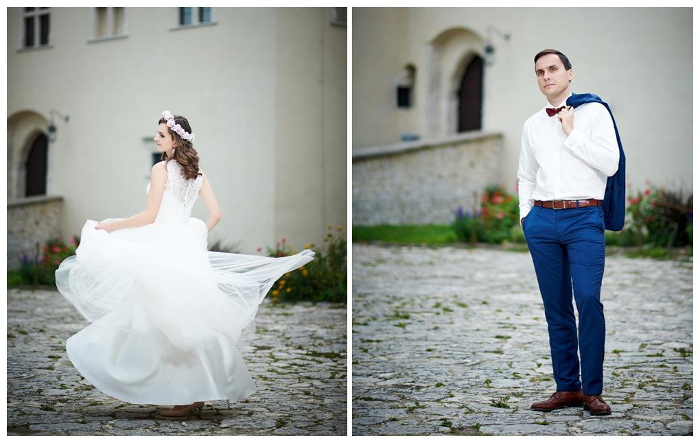28 - fotografia ślubna - sesja plenerowa Ojców