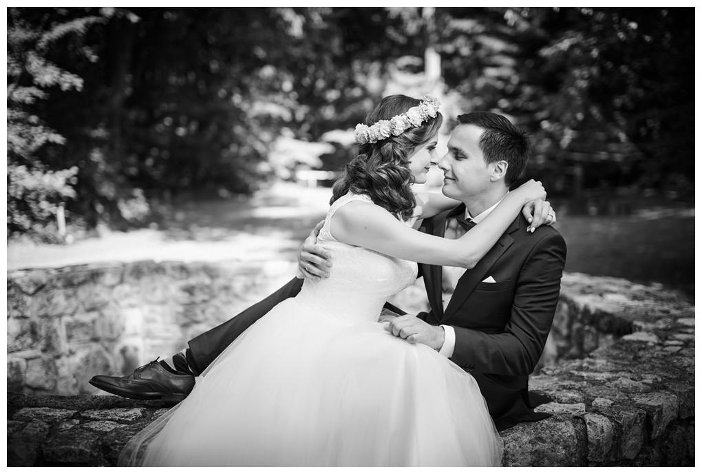 3 - fotografia ślubna - sesja plenerowa Ojców