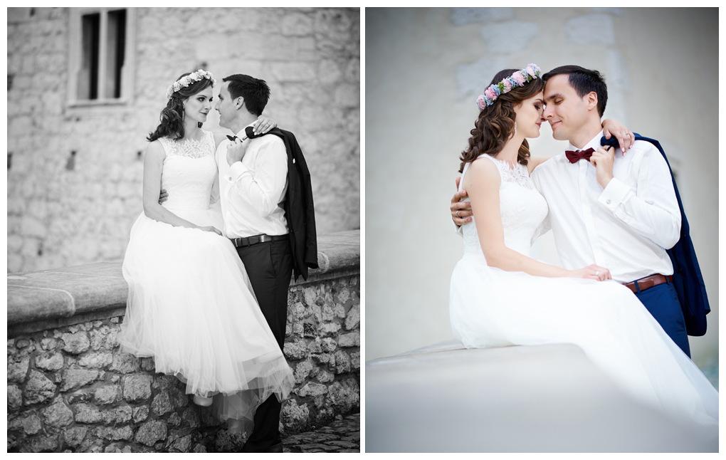 30 - fotografia ślubna - sesja plenerowa Ojców