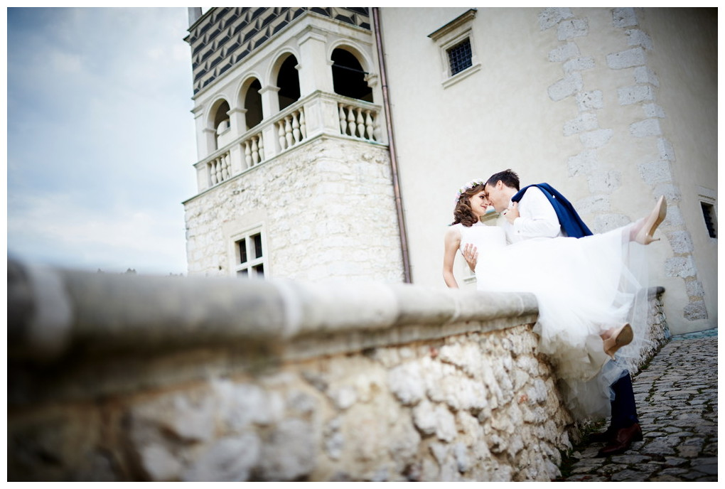 31 - fotografia ślubna - sesja plenerowa Ojców
