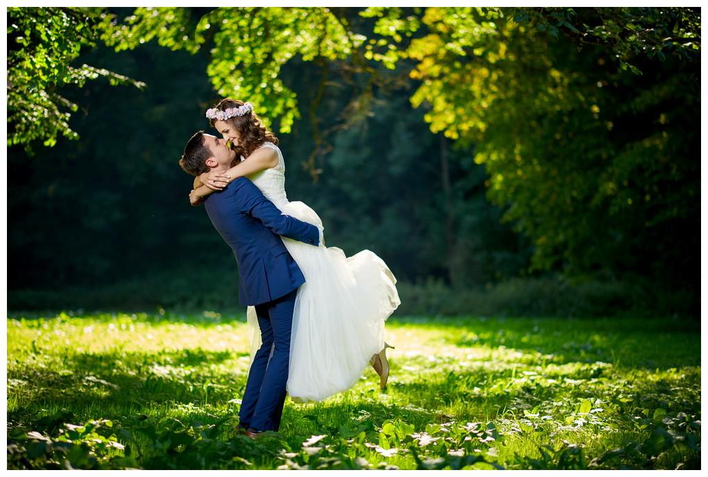 9 - fotografia ślubna - sesja plenerowa Ojców