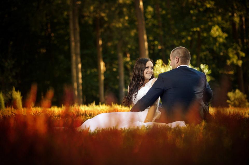 Agnieszka & Robert – sesja ślubna