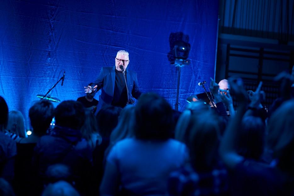Kilka fotek z koncertu…