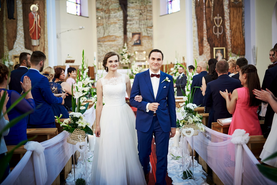 Dzień ślubu Natalii i Tomka…