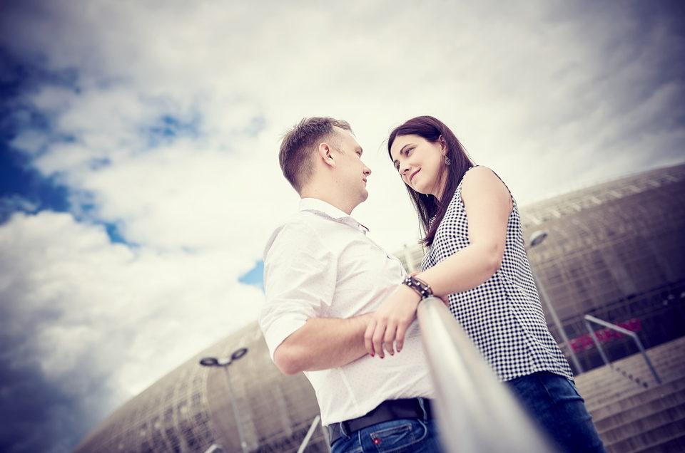 Ania i Adam – przed ślubnem