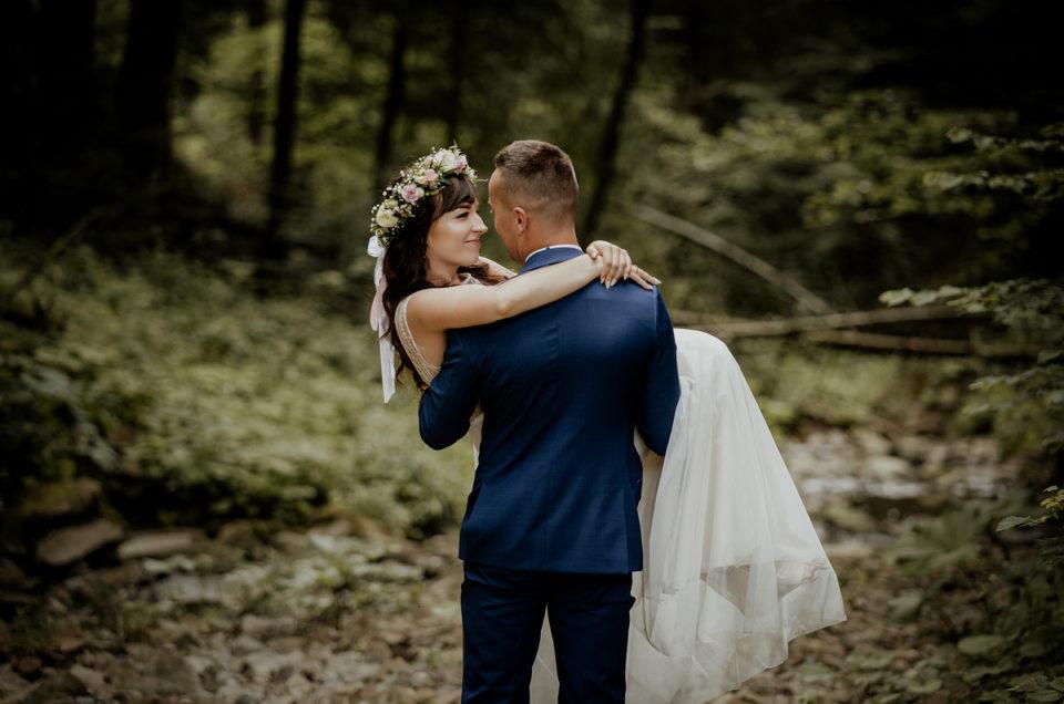Dominika & Przemek – sesja ślubna
